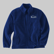 Youth - Full Zip Fleece